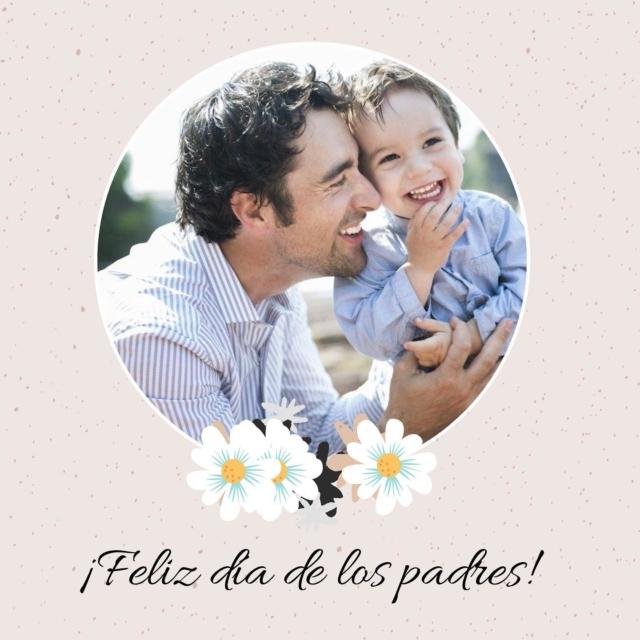 Queremos felicitar a todos los padres en su día, un amor incondicional, inmensurable y genuino. Felicidades padres en su día #DiaDelPadre