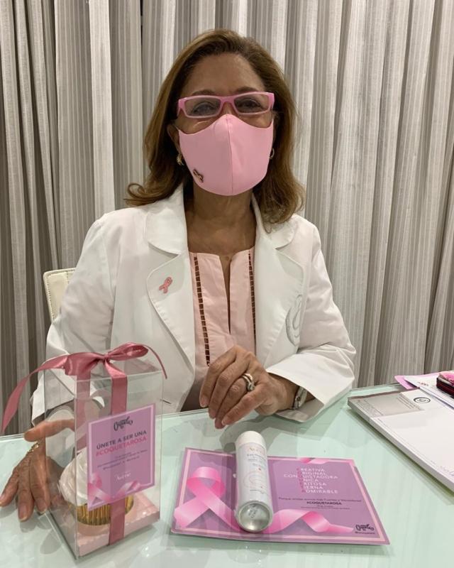 Compartiendo el mes del cancer de mama. @avene.rd @lacoquetard
