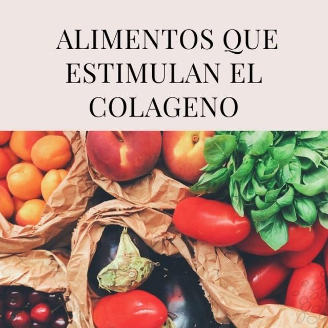BUENOS DÍAS ☀️ Alimentarte saludablemente ayuda en la producción de colágeno, la proteína estructural que le da firmeza y elasticidad a nuestra piel.  ¿Qué alimentos ayudan a estimular el colágeno?  1-  Proteína animal: Las carnes magras, huevos y pescado son ricos en minerales necesarios para la síntesis de colágeno, además de ser fuentes primarias de proteínas.  2- Cítricos: La vitamina C ayuda a los aminoácidos a producir prolina, esencial para la producción de colágeno.  3- Frutas rojas: Contienen ácido elágico, que ayuda a proteger la piel de la radiación ultravioleta, además de dar un UP en la dosis saludable de vitamina C.  4-Avena: Es una fuente natural de silicio, un mineral indicado para ayudar en el mantenimiento de la salud celular. 