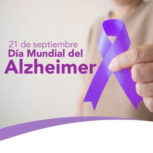 Cada 21 de septiembre se conmemora el Día Mundial del Alzheimer, una fecha para sensibilizar a la comunidad acerca de esta afección con la que vive aproximadamente un 10 por ciento de la población mayor de 65 años en todo el mundo. #diamundial #dermatologia