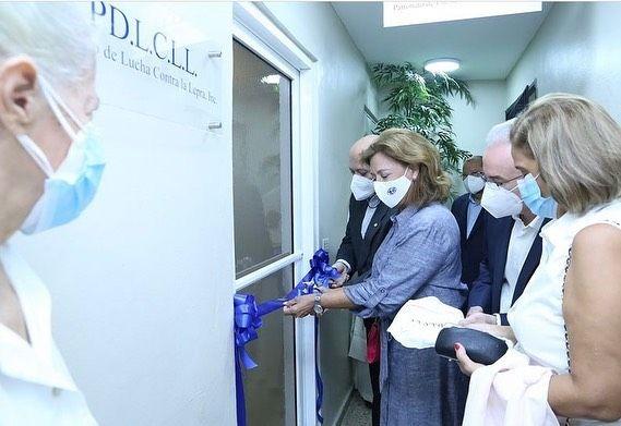 Patronato de la lucha contra la lepra, da apertura formal a sus nuevas instalaciones.
