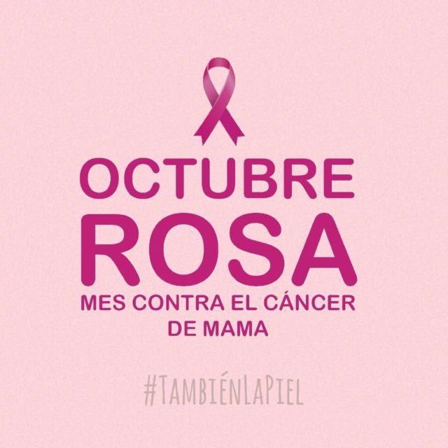 Octubre es el mes de la lucha contra el cáncer de mamas, el más común entre las mujeres.   Siempre recalcamos la importancia de la evaluación como prevención y por eso te invitamos a que también revises tu piel ya que el #cancer en la piel aumenta cada día en latinoamerica.   Encontrar el cáncer en sus etapas iniciales a menudo permite la posibilidad de contar con más opciones de tratamiento. En algunos casos de la enfermedad en etapa inicial surgen signos y síntomas, pero esto no siempre es así.  Por eso, revisa tus mamás y la también la piel 💗🙏🏽🥺✊🏽  #cancerawareness #cancer #cancerdemama